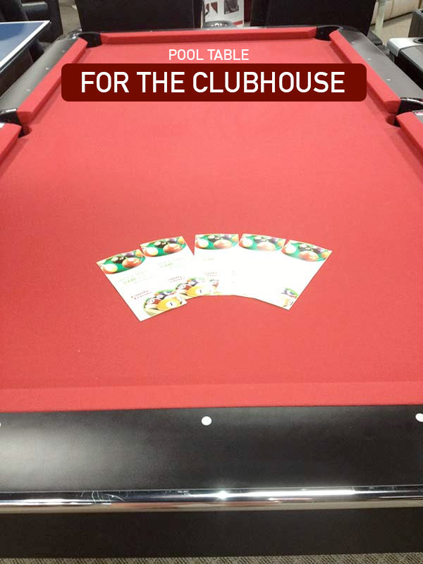 pool-table-studio-aparment-clubhouse